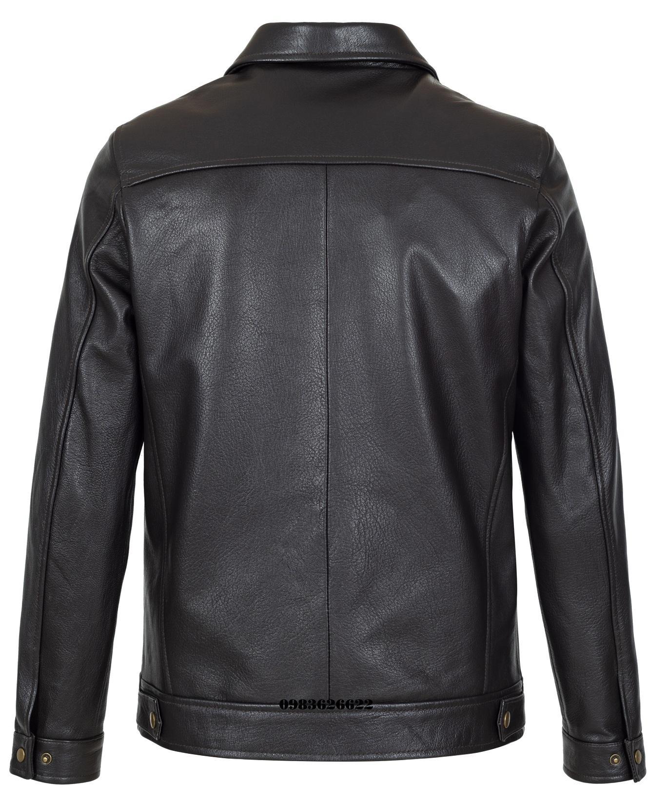 áo khoác da dê cao cấp