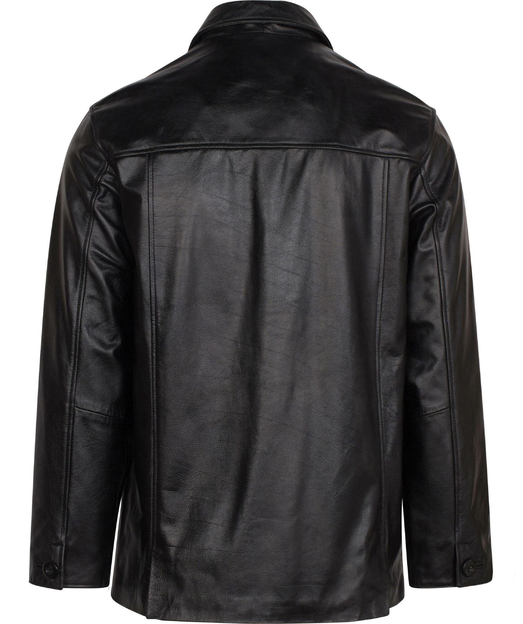 áo khoác da xịn