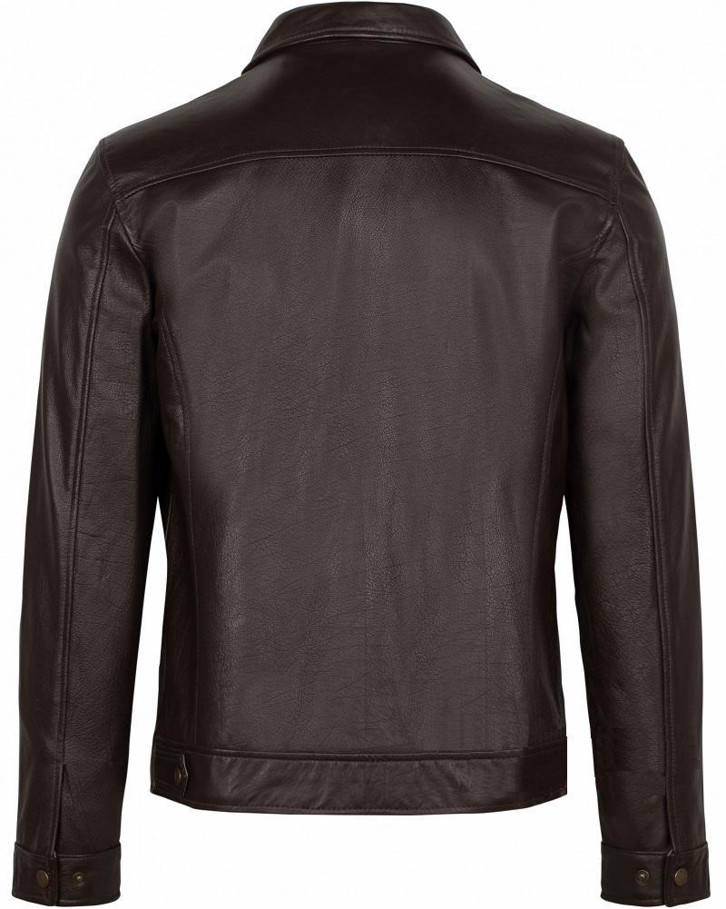 áo khoác da